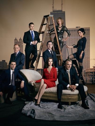 The Good Wife Season 6 Cast