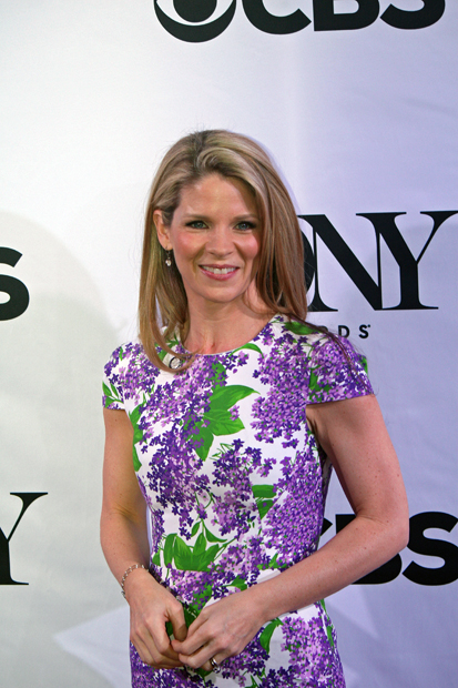 "Kelli O'Hara is nominated for ""The King and I"" 