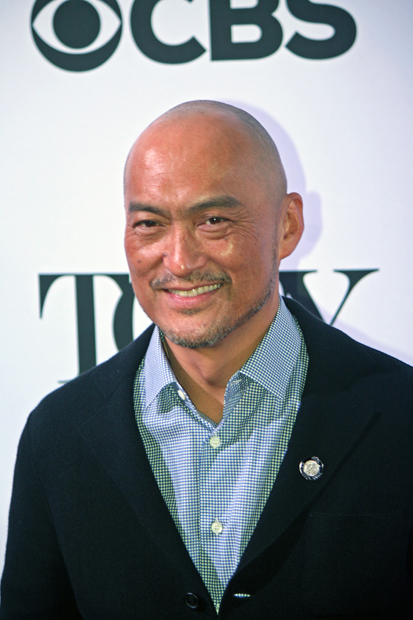 "Ken Watanabe is also nominated for ""The King and I"" 