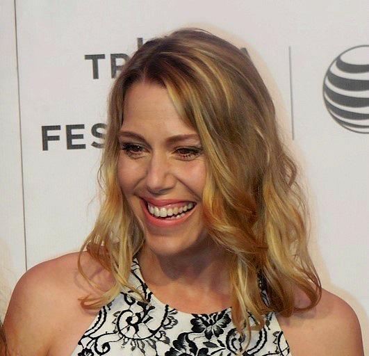 "Rachel Whitman Groves at Tribeca Film Festival screening of ""Maggie"" | Paula Schwartz Photo"
