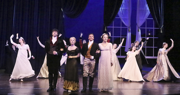 Jane Austen's Pride and Prejudice: A Musical - The Netherfield Ball