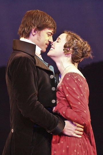 Jane Austen's Pride and Prejudice: A Musical - Lizzie and Darcy