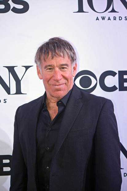 "Stephen Schwartz, renowned composer of ""Wicked,"" ""Pippin,"" ""Godspell,"" and many Disney movies 
