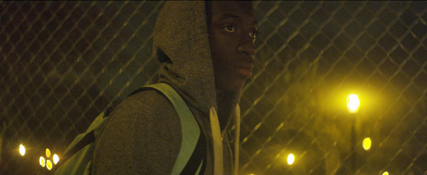 "Keishawn Butler in ""Stop"""