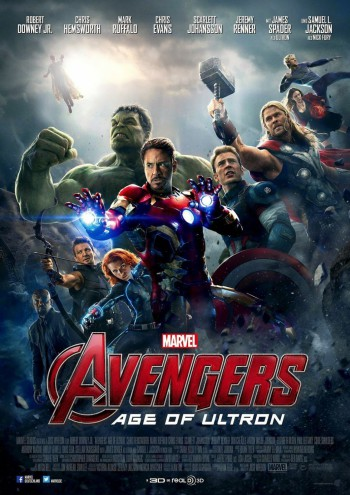 Avengers Age of Ultron 2