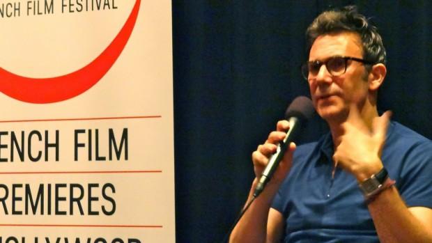 "Director/Writer Michel Hazanavicius (""The Artist"") Focus on a Filmmaker | Barbara Singer Photo"