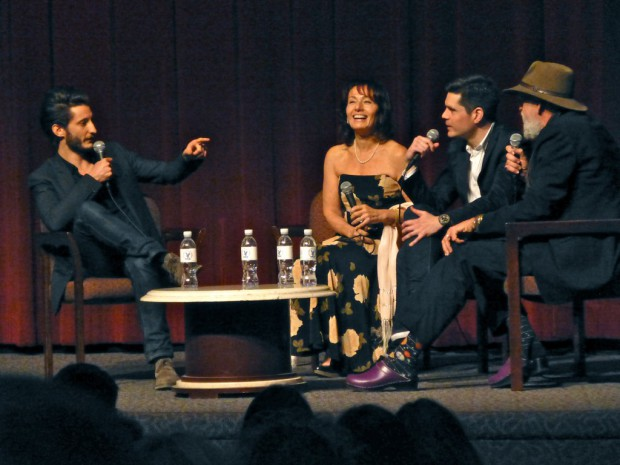 """A Perfect Man"" talk with actor Pierre Niney and director Yann Gozlan 