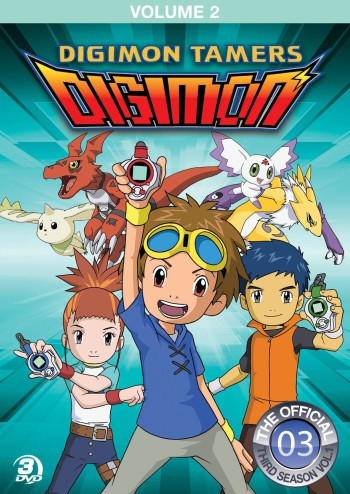 Digimon Tamers Vol 2