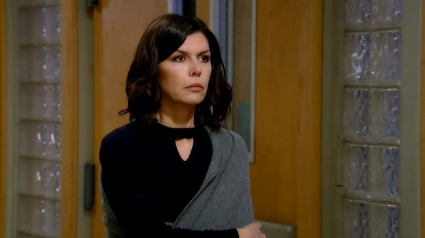 "Finola Hughes as Anna on ""General Hospital"" 