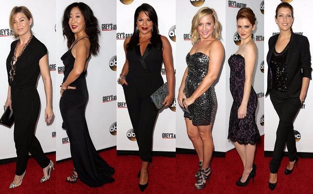 Greys Anatomy Women - Reel Life With Jane