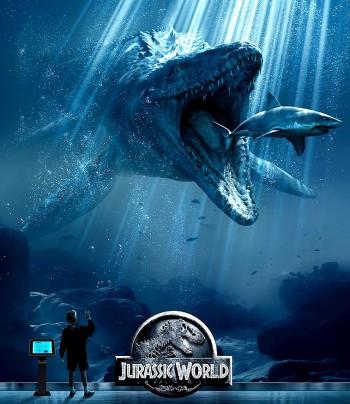 Jurassic World Poster 2