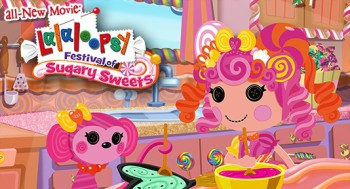 Lalaloopsy Festival of Sugary Sweets