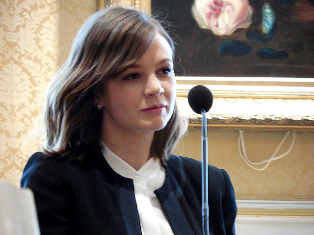 "Carey Mulligan at a press junket for ""Far From the Madding Crowd"" 