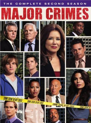 Major Crimes S2