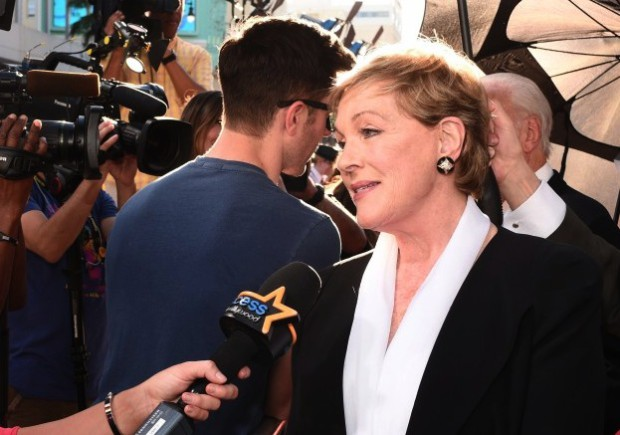 Julie Andrews at the 2015 TCM Classic Film Festival | TCM Photo