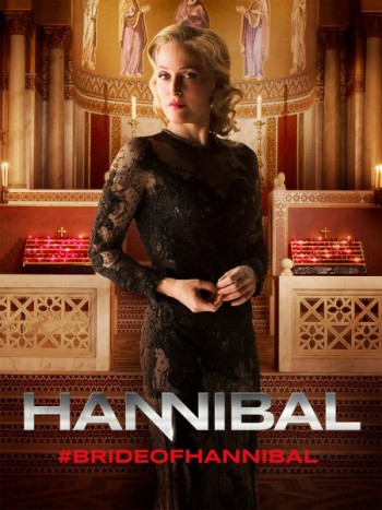 "Gillian Anderson as Bedelia in ""Hannibal"""