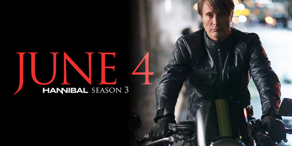 Hannibal season 3 premieres on NBC on June 4, 2015