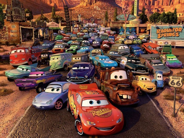 Cars Movie