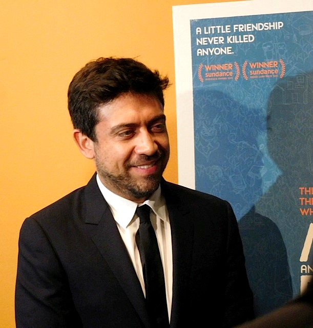 """Director Alfonso Gomez-Rejon at the New York premiere of """"Me and Earl and the Dying Girl"""" 