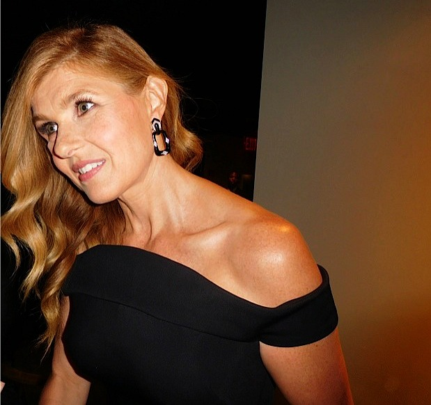"""Connie Britton at the New York premiere of """"Me and Earl and the Dying Girl"""" 