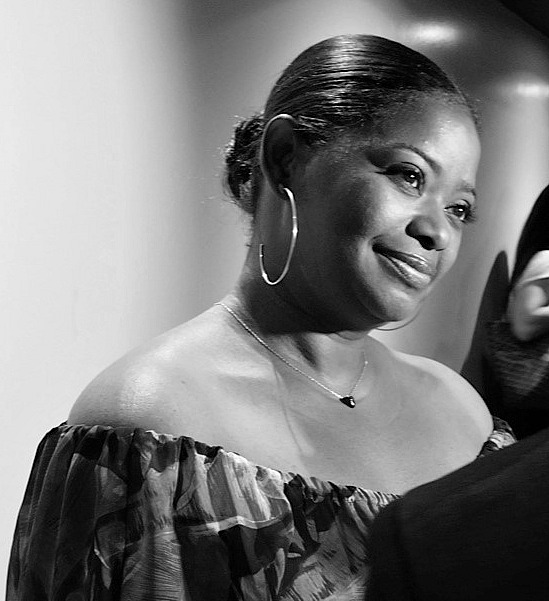 """Octavia Spencer at the New York premiere of """"Me and Earl and the Dying Girl"""" 