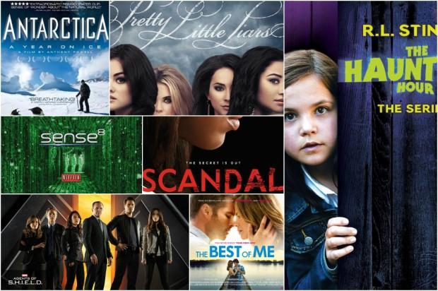 Netflix June 2015 Collage