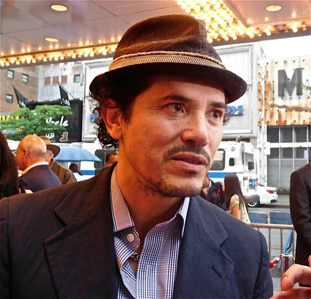 "John Leguizamo at the NY Premiere of Nina Simone Documentary, ""What Happened, Miss Simone?"" 