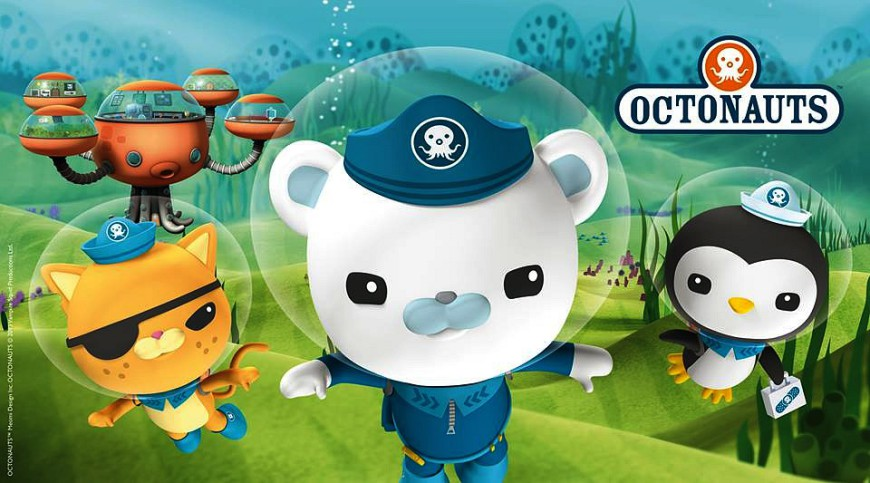 Disney jr online games octonauts