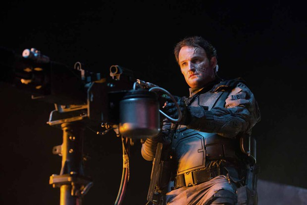 Jason Clarke plays John Connor in Terminator Genisys from Paramount Pictures and Skydance Productions. Photo credit: Melinda Sue Gordon