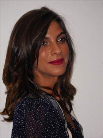 Natalia Tena at the '10.000 km' premiere in NYC | Paula Schwartz Photo