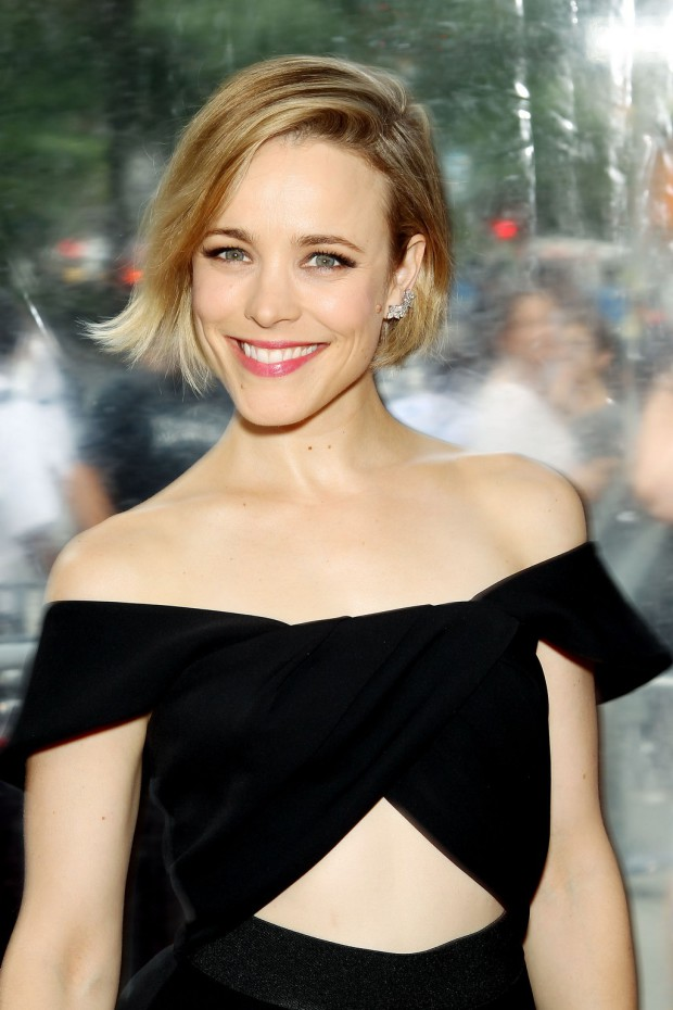 """New York Premiere of The Weinstein Company's """"SOUTHPAW"""" Presented by Chase Sapphire Preferred; PICTURED: Rachel McAdams 
