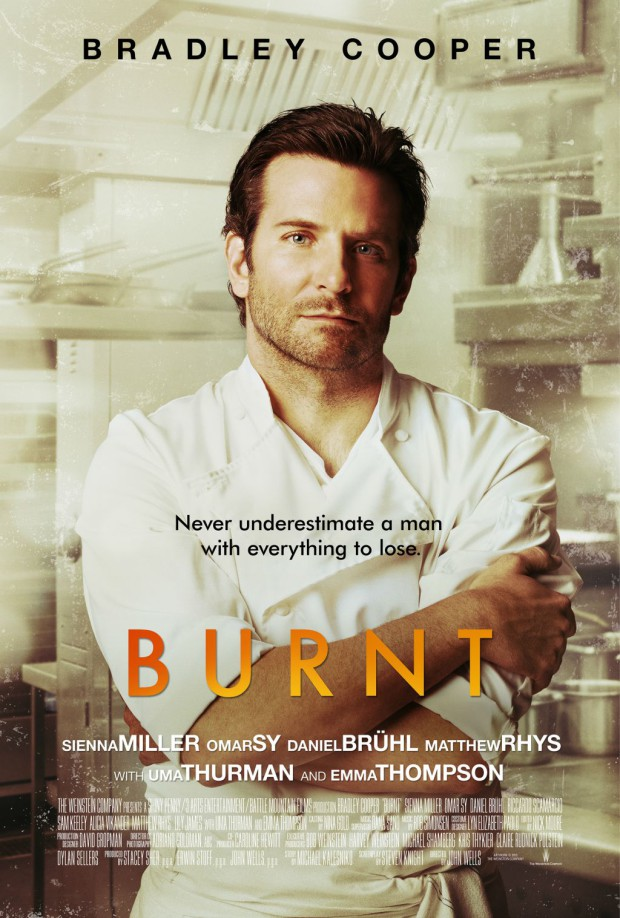 Burnt Poster Bradley Cooper 1024