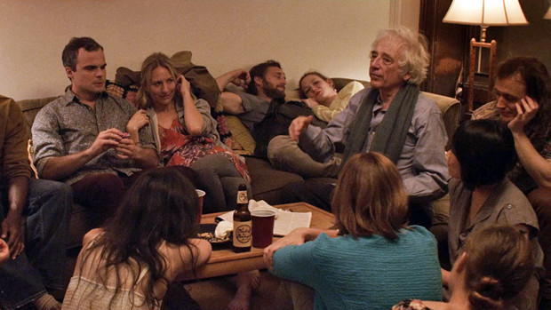 "A still from ""The Mend"""
