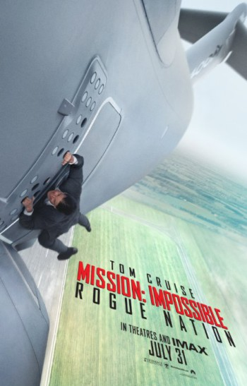 Mission Impossible Rogue Nation 7