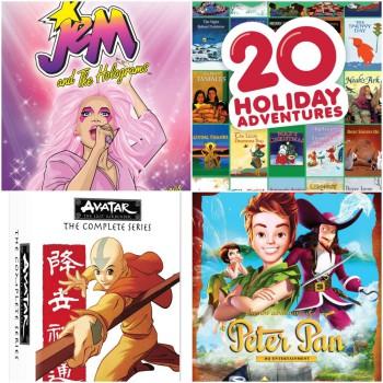 Oct 2015 DVD Collage