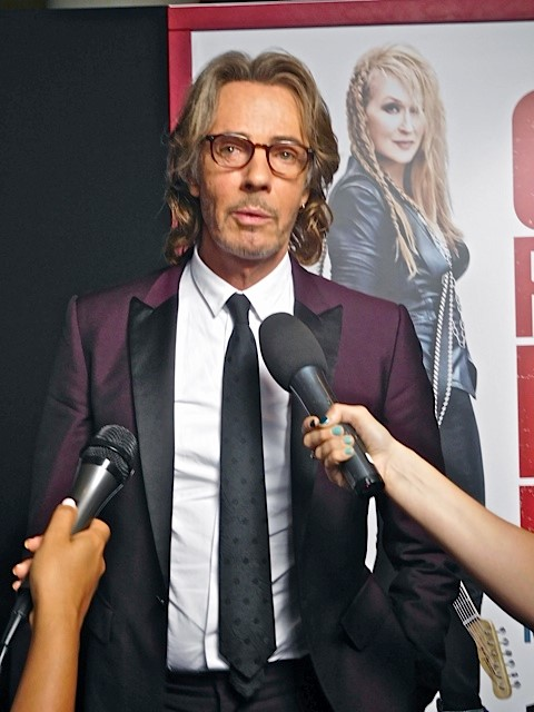"Rick Springfield attends the ""Ricki and the Flash"" premiere in NYC 