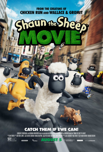 Shaun Sheep 1