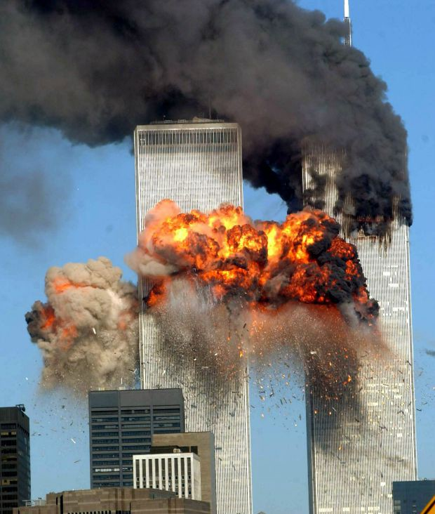 911 World Trade Center Attacks 2
