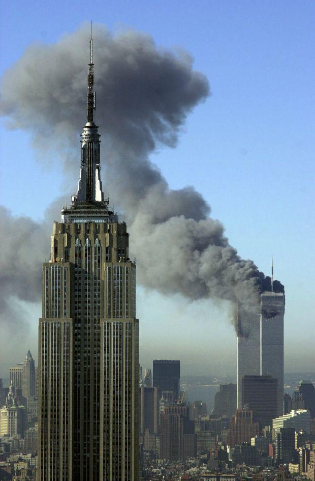 911 World Trade Center Attacks 3