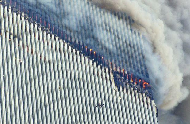 911 World Trade Center Attacks 5