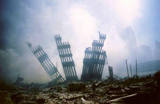 911 World Trade Center Attacks 7