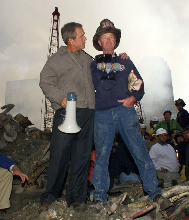 911 World Trade Center Attacks 8
