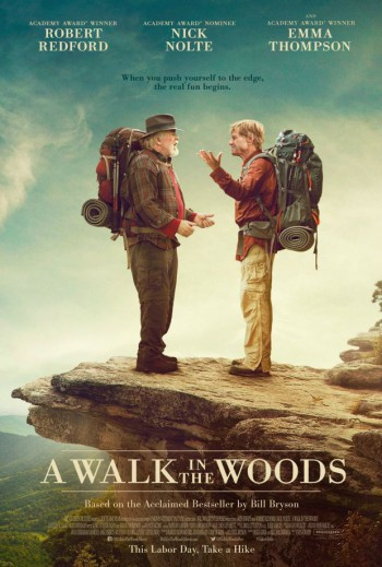 A Walk in the Woods Poster 620