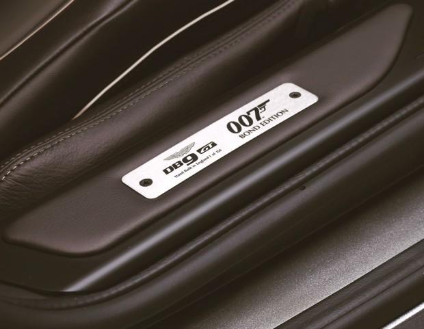 James Bond DB9 GT Aston Martin 4