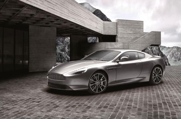 James Bond DB9 GT Aston Martin