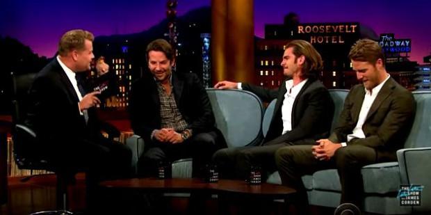 James Corden Bradley Cooper