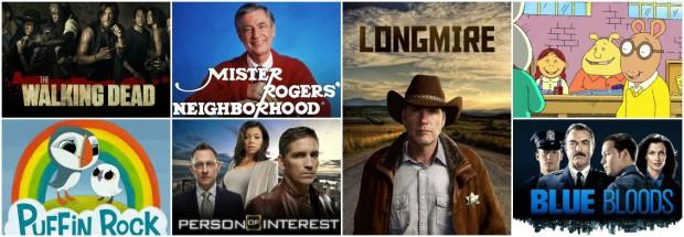 Netflix Sept 2015