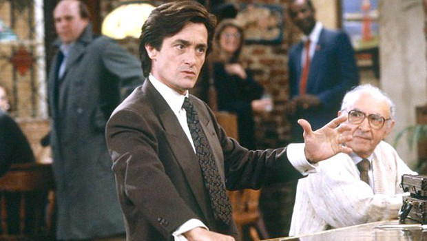 """Roger Rees on """"Cheers"""" 