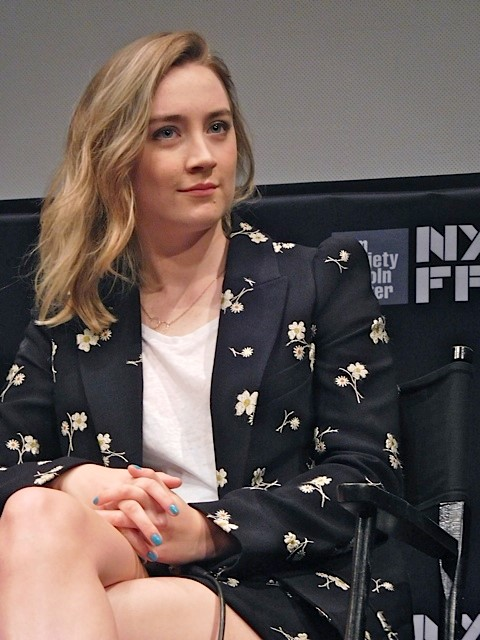 "NY Film Festival: Saoirse Ronan at the ""Brooklyn"" Premiere 