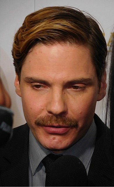 "Daniel Bruhl at the ""Burnt"" premiere in NYC 